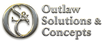 Outlaw Solutions and Concepts Logo